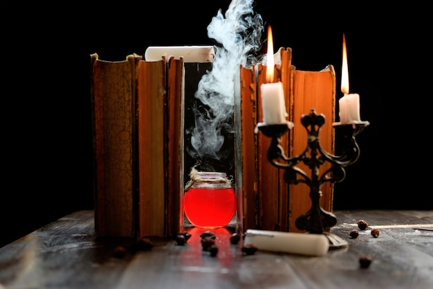 Магия и концепция волшебства.