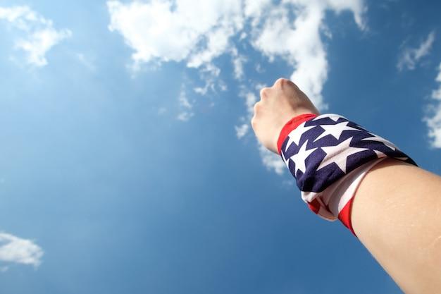 アメリカの独立記念日。