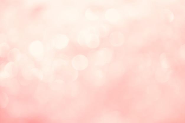 ピンクの春の背景。
