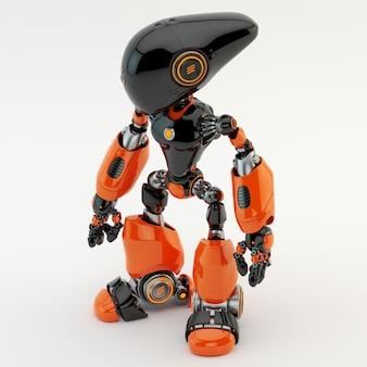サイエンスフィクションロボット