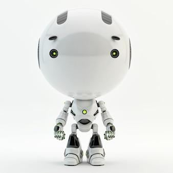 Милый робот
