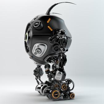 Удивительный робот