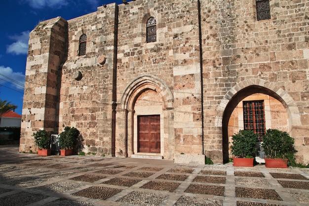 教会ビブロス市、レバノン
