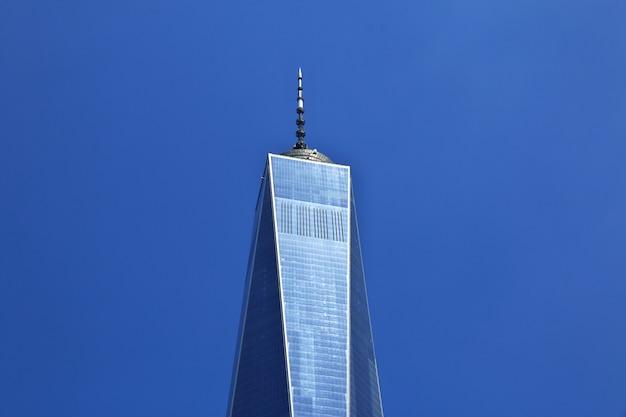 Всемирный торговый центр, нью-йорк, сша