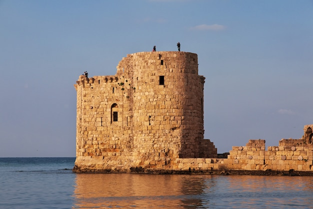 シドンの要塞(サイダ)、レバノン