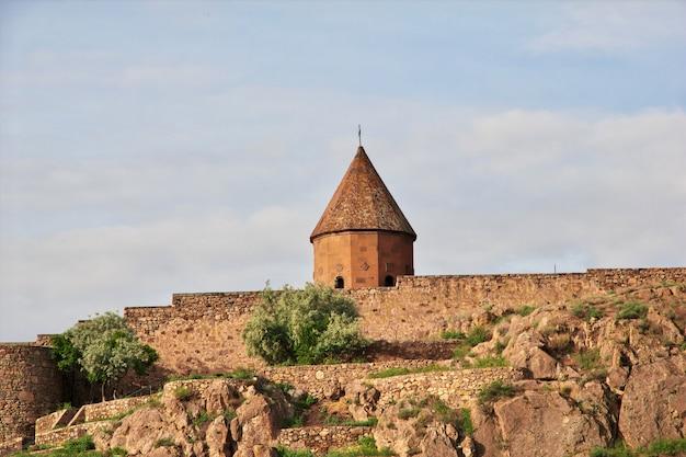アルメニアのホルビラップ修道院