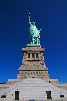 ニューヨーク、アメリカ合衆国の自由の女神