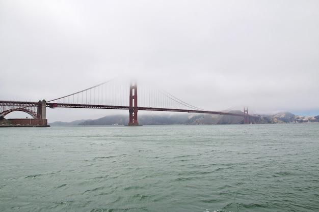 アメリカ合衆国、サンフランシスコのゴールデンゲートブリッジ