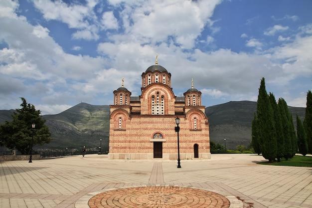 ボスニア・ヘルツェゴビナのトレビニェ修道院