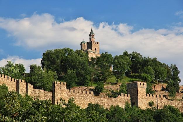 ブルガリア、ヴェリコタルノヴォの要塞