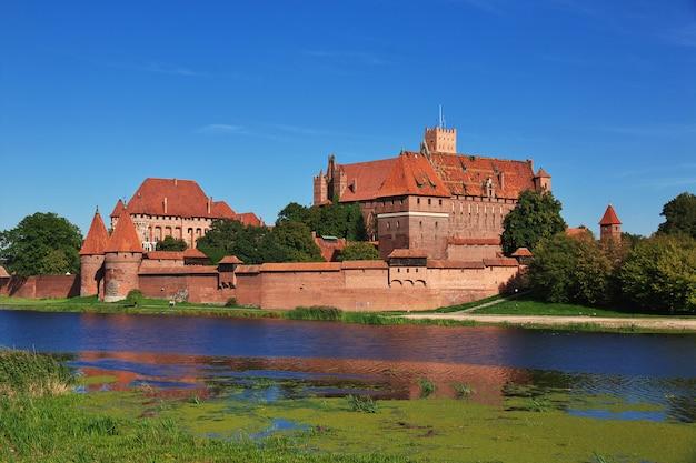 Мальборк - замок крестоносцев в польше