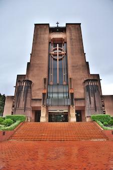 ニュージーランドのウェリントンの教会