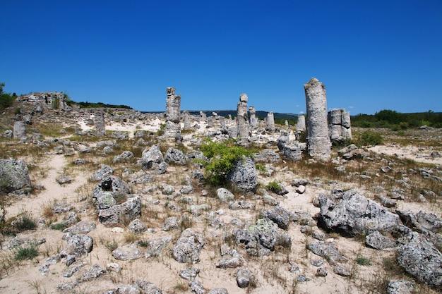 石の森、ブルガリア、バランのポビティカマニ