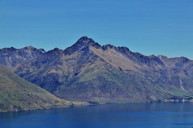 Канатная дорога в куинстауне, новая зеландия