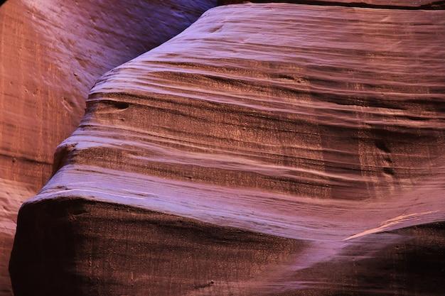 米国アリゾナ州のアンテロープキャニオン