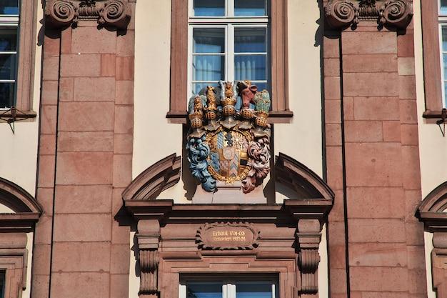 ハイデルベルクのヴィンテージの家