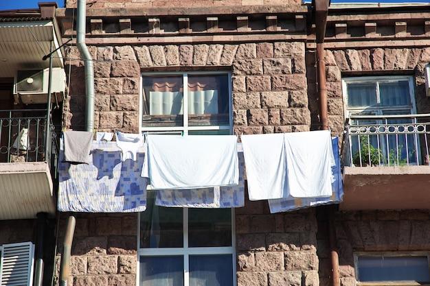 アルメニア、エレバンの建物