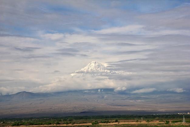 アララットは神聖な山、アルメニア
