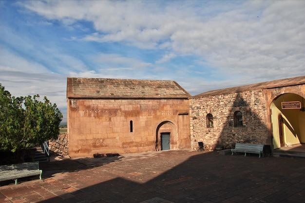アルメニアのホル・ヴィラップ修道院