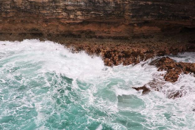 グレートオーシャンロード、インド洋、オーストラリア