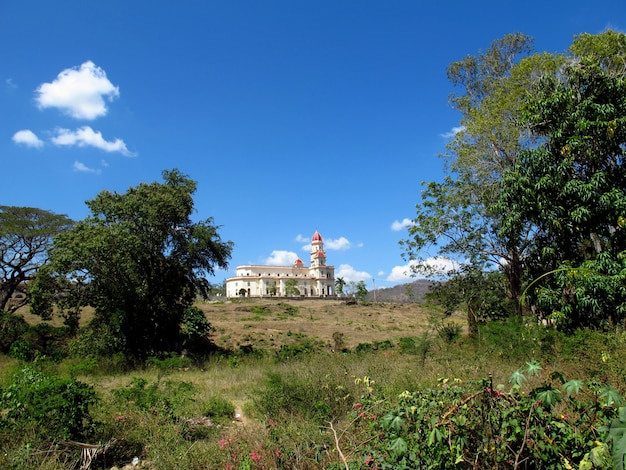エルコブレ、キューバの教会
