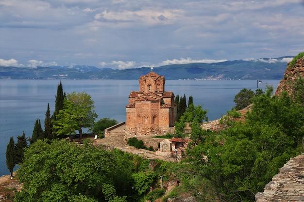 マケドニア、オーキッドシティの教会
