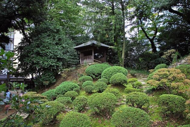 東京都心の公園