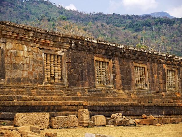 Храм ват пху в лаосе