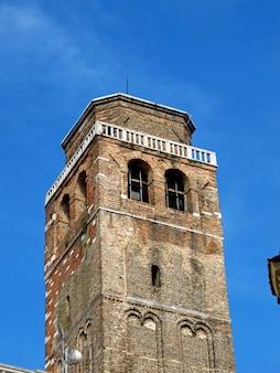 Древняя церковь, венеция, италия