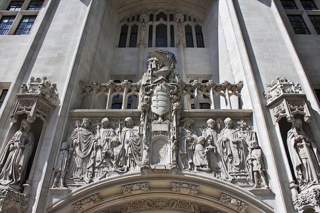 イギリスのロンドン市の建物