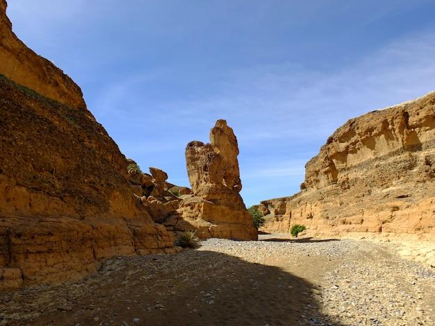 ナミビア砂漠、ソススフレイ、ナミビアのセスリエムキャニオン