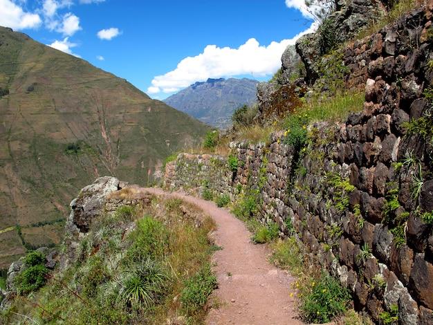 ウルバンバのインカの聖なる谷、ペルー、南アメリカ