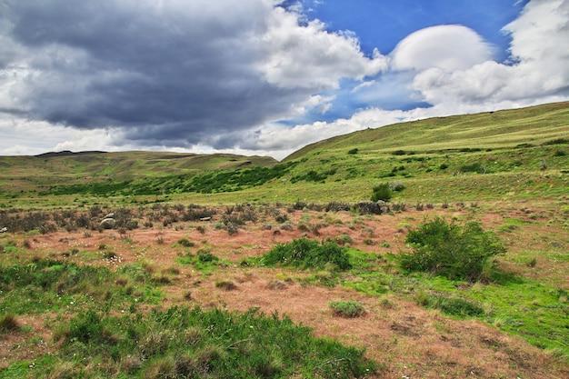トーレスデルパイネ国立公園、パタゴニア、チリ