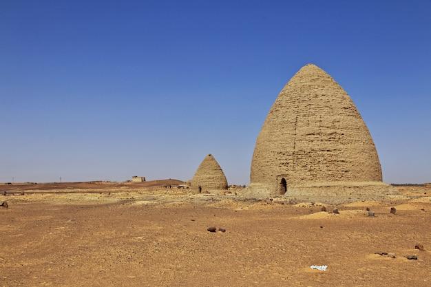 Старая донгола в судане, африка