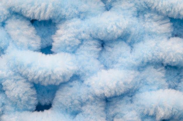 布のテクスチャの背景