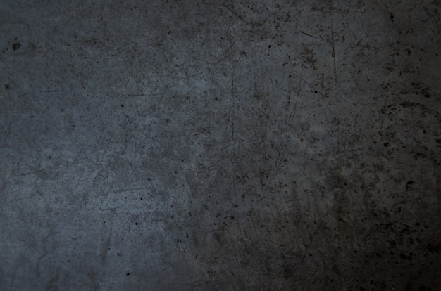 灰色のコンクリートの壁のテクスチャ