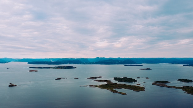 Острова в норвегии