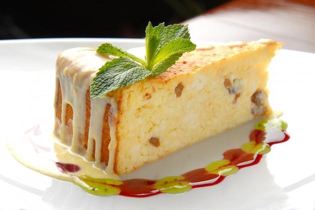 Чизкейк десерт