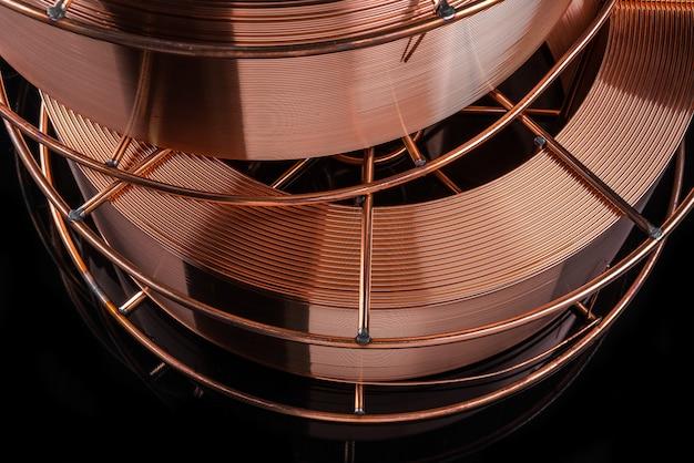 溶接ワイヤ、銅ケーブル工場