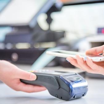 Мобильные платежи, платежи по мобильному сканированию, индивидуальные платежи,