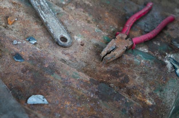 Инструменты для ремонта автомобилей, гаечные ключи и гаечные ключи