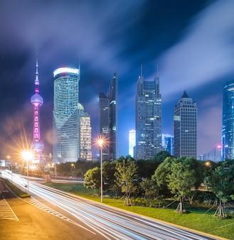 Автострада внутренний город
