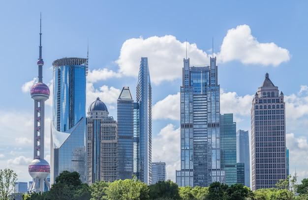 上海のオリエンタルピールタワー