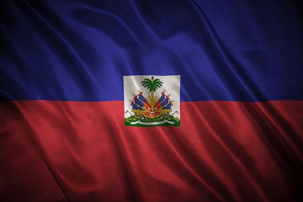 ハイチの旗