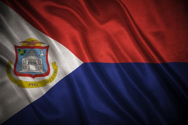 Флаг синт-мартена