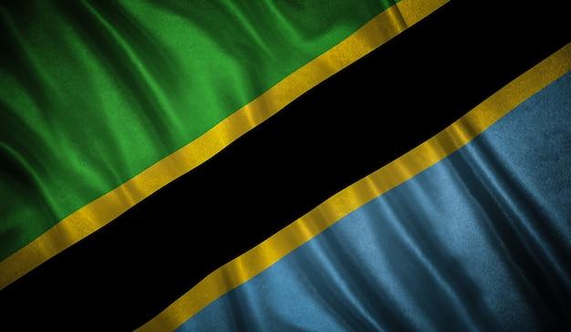 タンザニアの旗