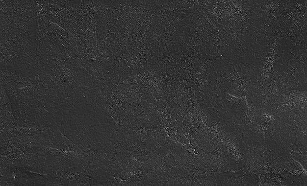 黒いコンクリートの壁テクスチャ