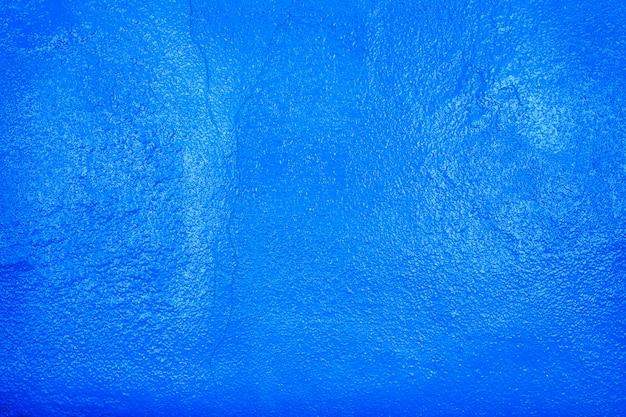 青いコンクリートの壁テクスチャ