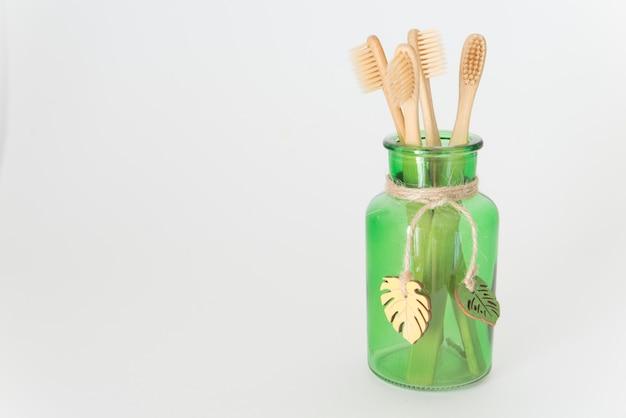 環境に優しい歯ブラシ