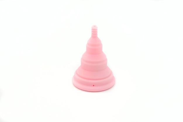 Менструальная чаша изолирована высокого качества